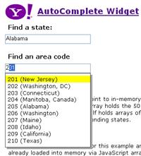 survey autocomplete